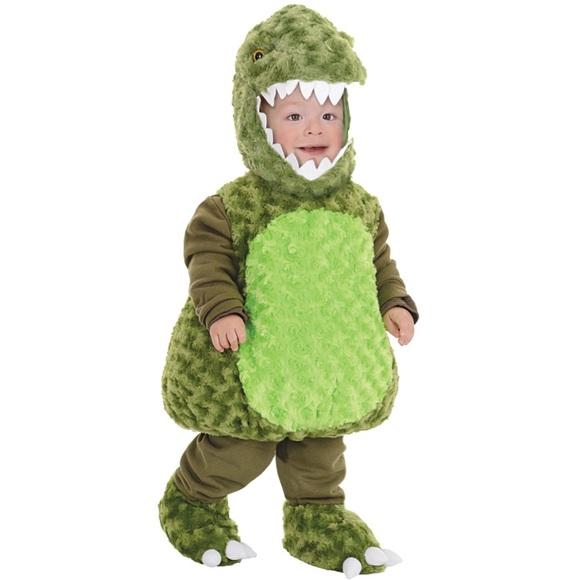 Spirit Halloween Fortnite Costumes.Brand New Under Wraps T Rex Costume Nwt